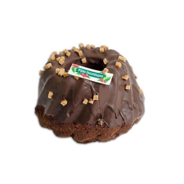 Salted Chocolate Tulband
