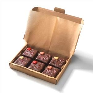 """Brownies """"Liefde"""""""