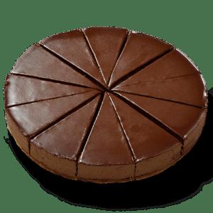 """Chocolade Truffeltaart """"Dudok"""""""