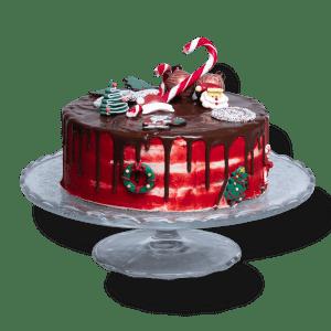 "Dripcake ""Santa style"""