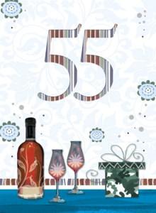 Verjaardagswensen 55 jaar
