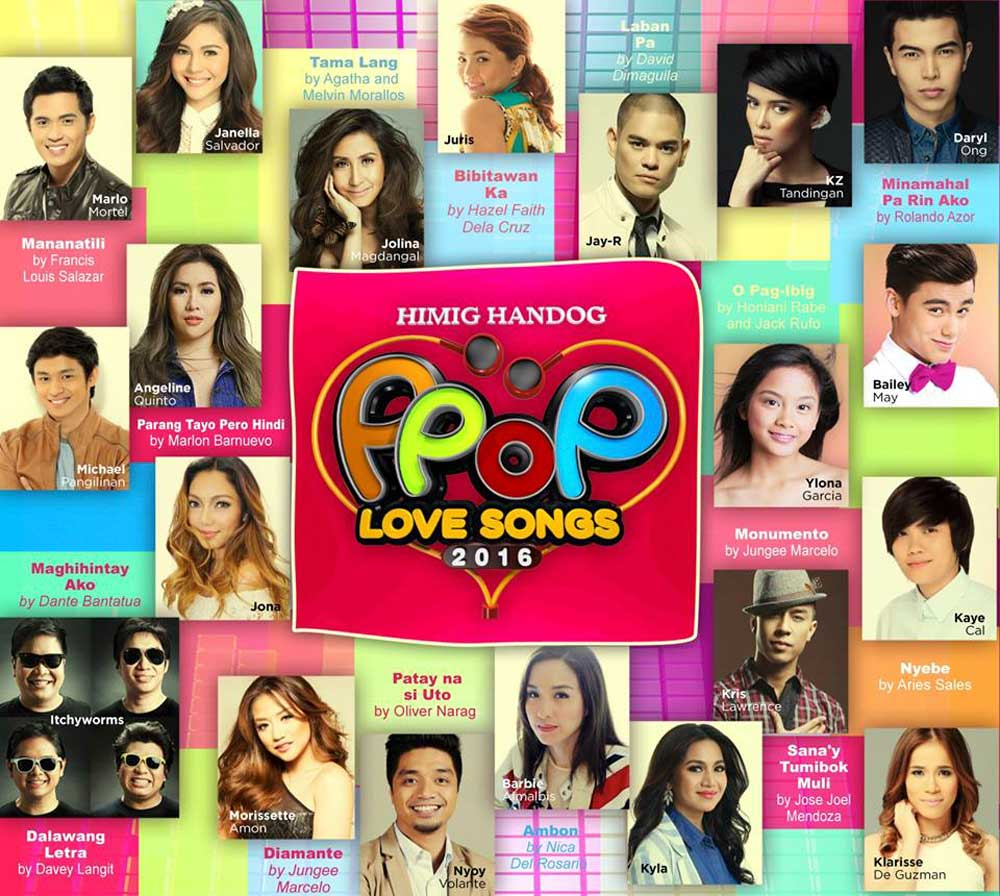 Opm Love Song