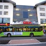 Gefahrenzone Bushaltestelle: Das müssen Autofahrer beachten