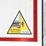 Tödliche Gefahr für Radfahrer