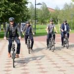 Pedelec statt PKW – Flensburger Hochschulen werden immer fahrradfreundlicher