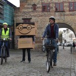 Erneuter Kilometerrekord bei Radfahrkampagne