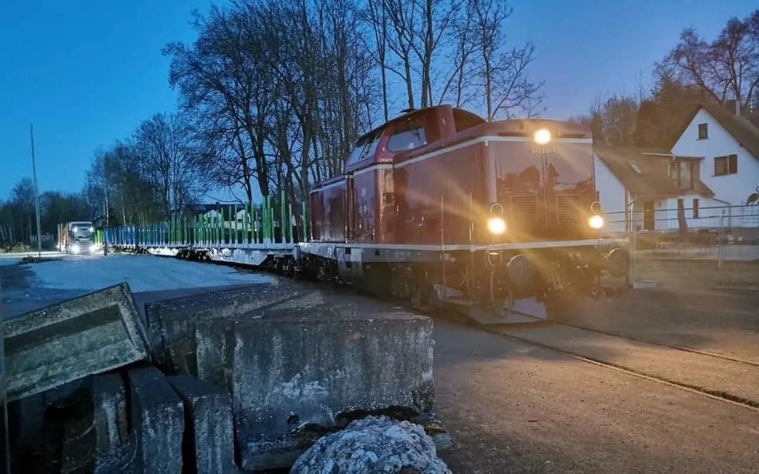 Brexbachtalbahn kommt inFahrt