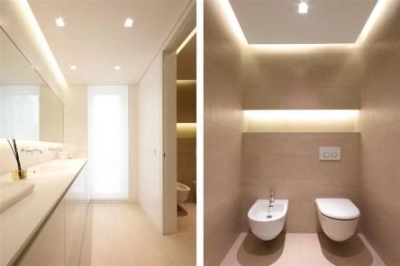 Verlaagd Plafond Badkamer en WC