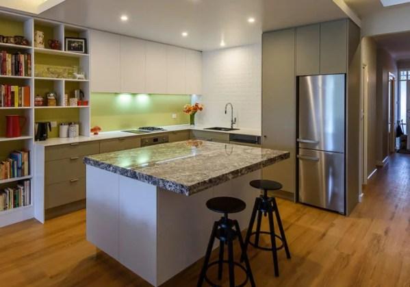 Bar Keuken Verlaagd Plafond