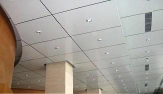 Inbouwspots PVC Plafond