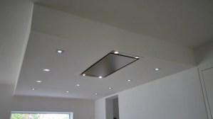 Ingebouwde Afzuigkap Inbouwspots Plafond Keuken