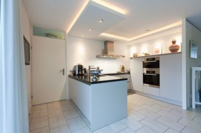 Koof Verlaagd Plafond Keuken LED Verlichting