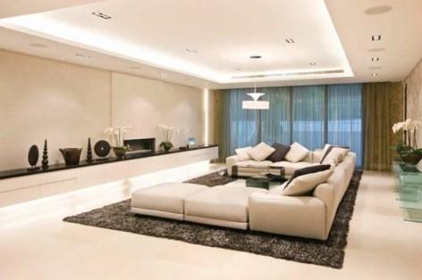 Smart LED Verlichting Plafond Woonkamer