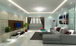 Smart LED Verlichting Woonkamerplafond met Plafonniere