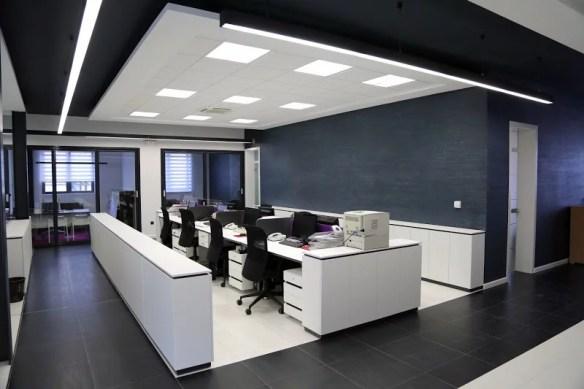 Verlaagd Plafond Vergaderruimte