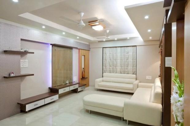 Verlaagd Plafond Woonkamer Inbouwspots LED Plafoinnere
