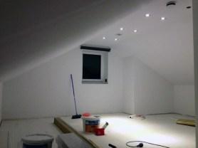 Verlaagd Plafond Zolder Spotjes