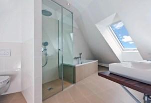 Badkamer Zolder Verlaagd Plafond