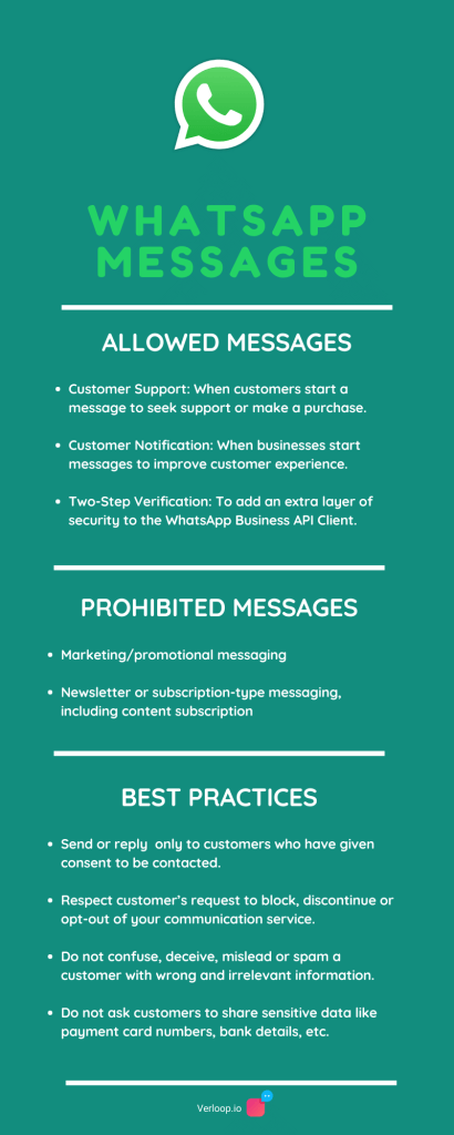 WhatsApp Messages are unaffected in the new privacy policy