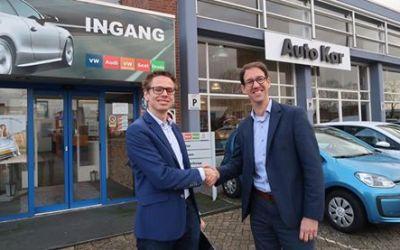 Ook Auto Kar in samenwerking met Vermeulen Steenbergen!