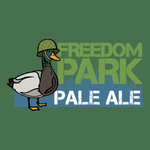 Freedom Park Pale Ale Logo