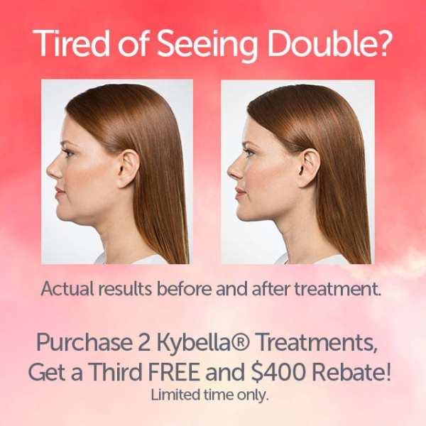 Mooresville Dermatology – Kybella Promo