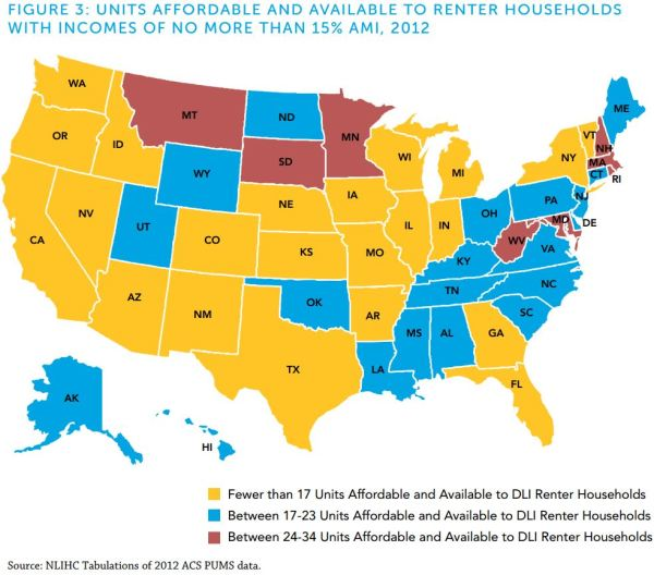Affordable rental housing still elusive for extremely low ...