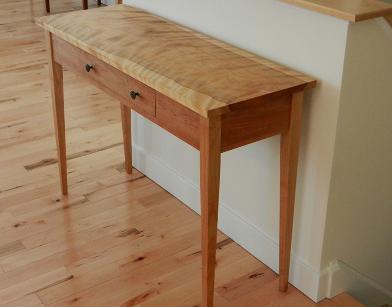 Hardwood Shaker Hall Table