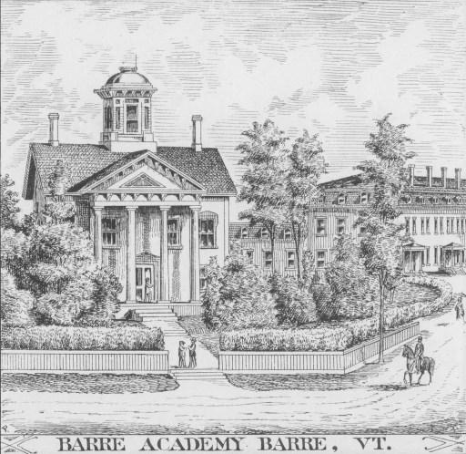 Barre Academy