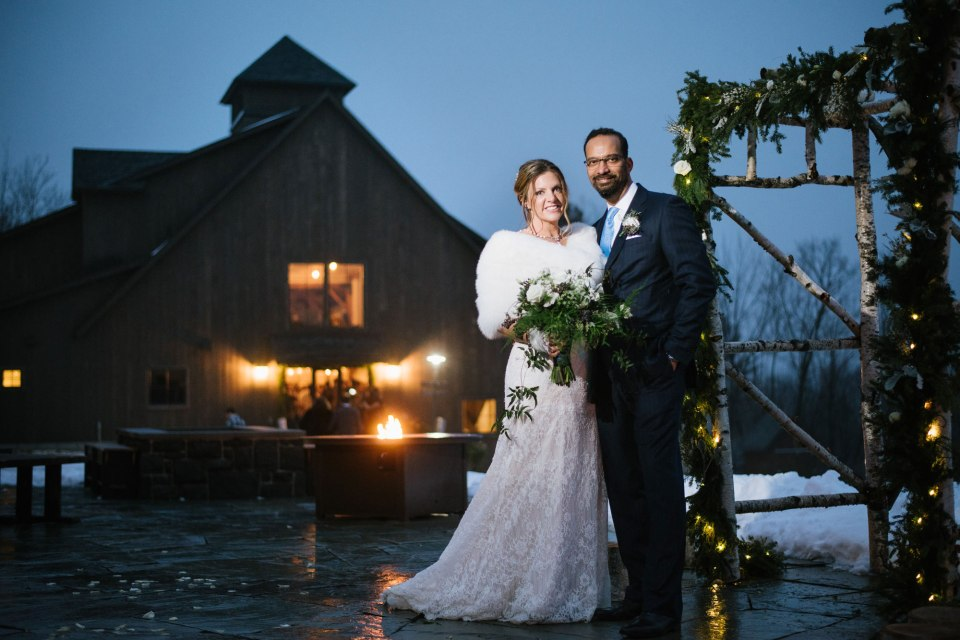 Mountain Top Resort wedding