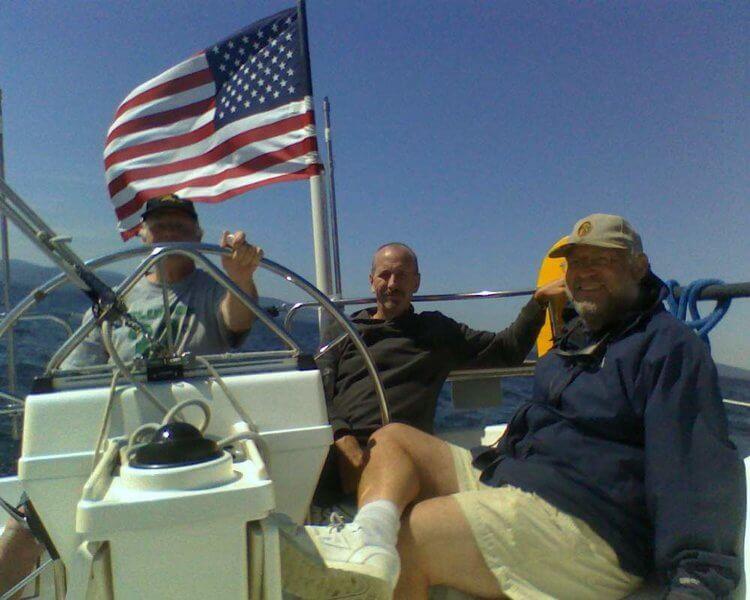 Ben+&+Jerrys+Sailing