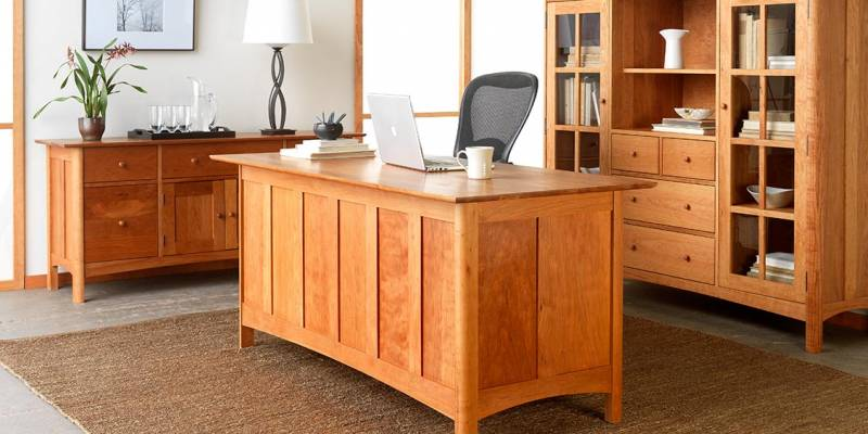 Learn What Color Natural Cherry Wood Really Is Vermont