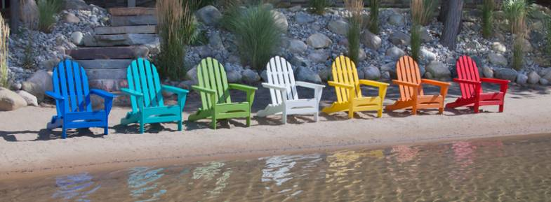 Why We Chose Recycled Plastic Outdoor Furniture