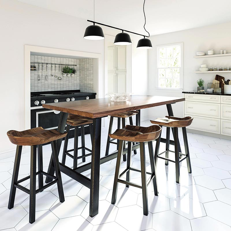 Modern Farmhouse Counter Height by Copeland Furniture ... on Farmhouse Counter Tops  id=78071
