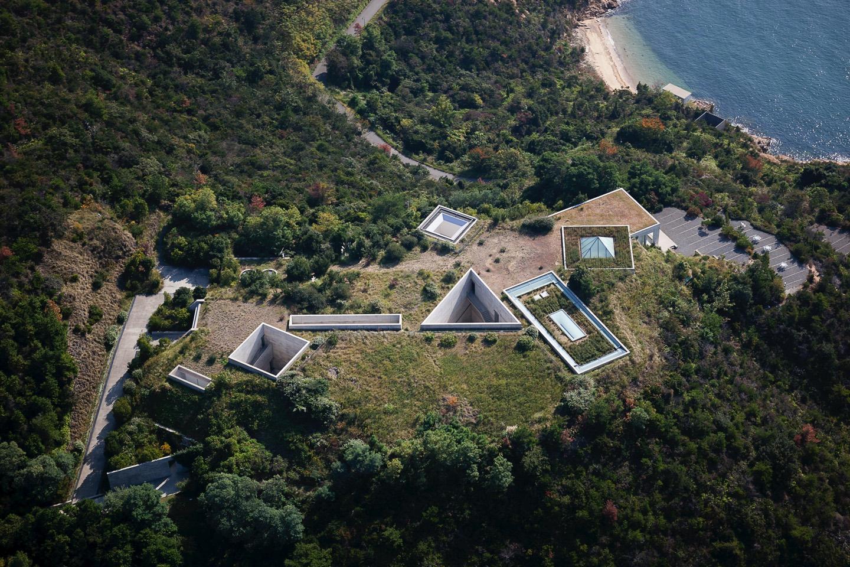 Le chichu art museum l 39 architecture sans fa ade for L architecture vernaculaire