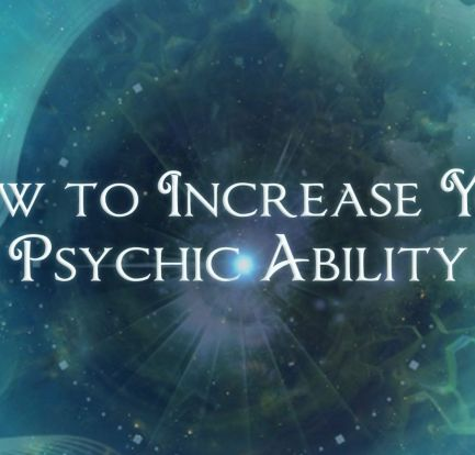 Chakras for awakening psychic abilities by tapping