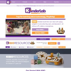KinderLab Robotics and KIBO Resources