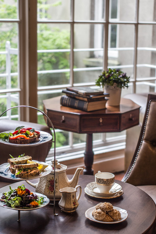 Ardgillan Castle - Afternoon Tea