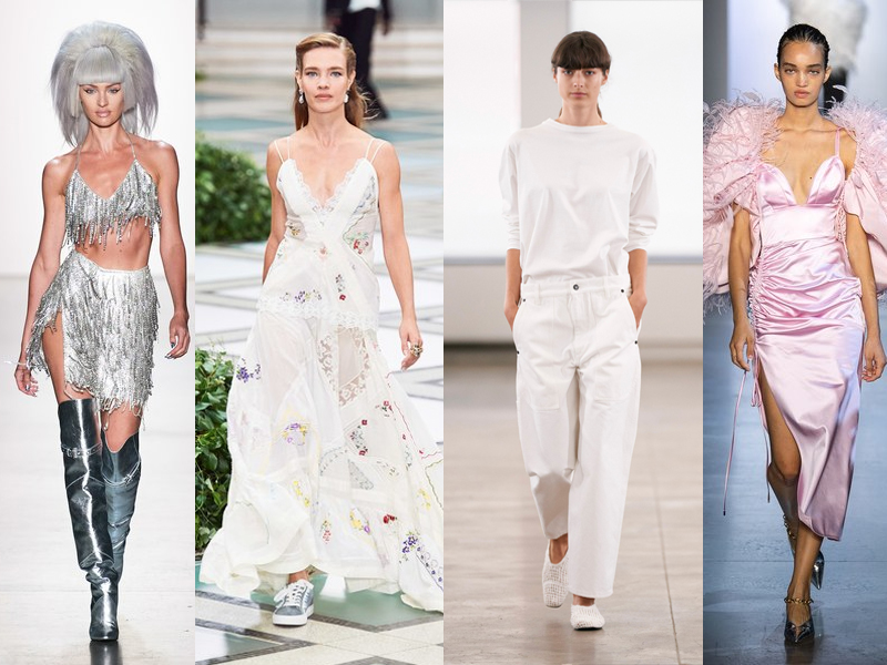 Показы Jeremy Scott, Tory Burch, Prabal Gurung, The Row в Нью-Йорке