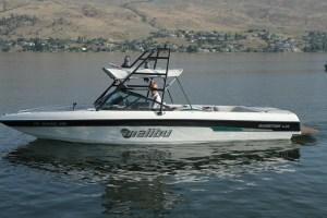 Rental boat vernon