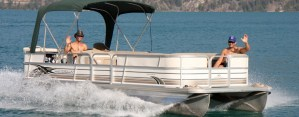 24' Pontoon Boat Rental