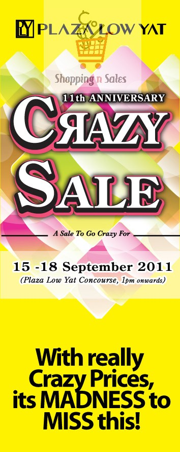 Plaza Low Yat Crazy Sale