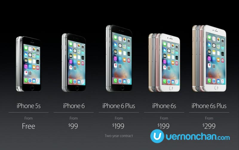 Directd offers iphone 6s and iphone 6s plus from rm3599 apple iphone 6s sciox Images