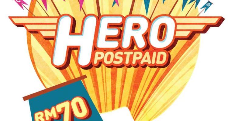 U Mobile HERO Postpaid