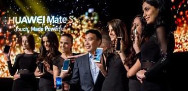 Huawei Mate S launch