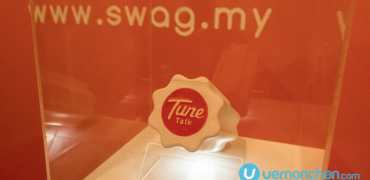 Tune Talk 8G and SWAG