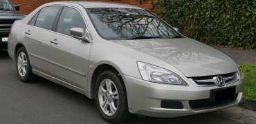 2006 Honda Accord VTI