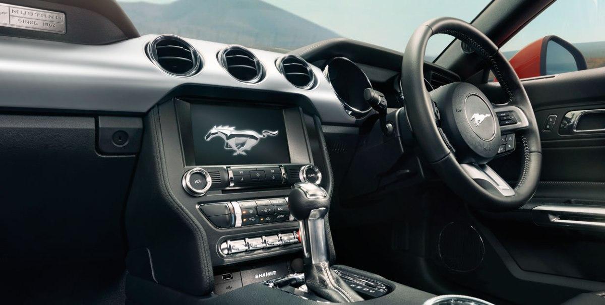 Ford Mustang 2016 >> ford-mustang-gt-interior | VERNONCHAN.COM