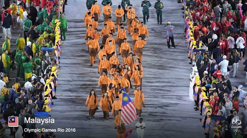 Lee Chong Wei Rio 2016