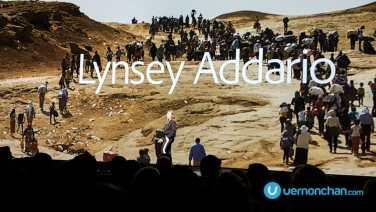Lynsey Addario   Adobe MAX 2016